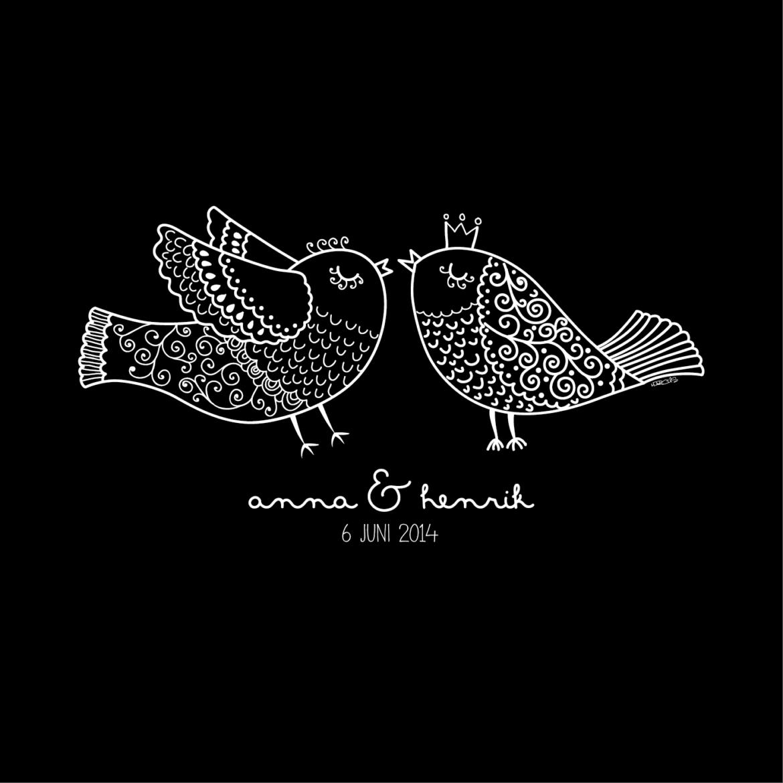 love-birds-svart